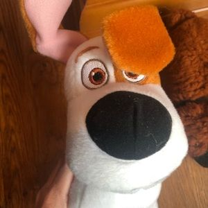 Secret life of pets dolls